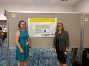 Presenting on news media literacy at ICA 2015 with Melissa Tully.